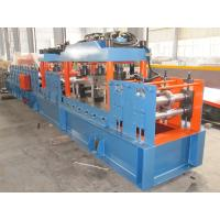 Wholesale Automatic Cut Stud and Track Roll Forming Machine 0.5mm - 0.8mm 20m / min from china suppliers