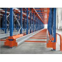 Wholesale Stainless Steel Shuttle Pallet Racking Drive In Rack With Automatic Radio Function from china suppliers