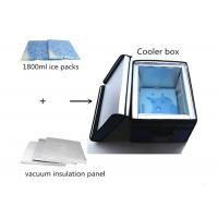 Wholesale MSDS Approved Oxford Fabric Portable Medical Cooler Fridge Cooler Box from china suppliers