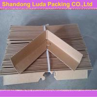 Wholesale brown kraft paper carton corner paper board paper angle protector shandong manufatory dire from china suppliers