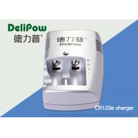 Wholesale CR123A Rechargeable Battery Charger 2 Slots For Rechargeable Aa Batteries from china suppliers