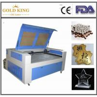 Buy cheap GK-1390 Wood/MDF/Acrylic/Paper/Plywood/Pen/Rubber Laser cutting machine Factory Price from wholesalers