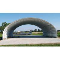 Wholesale Wide Span Steel Structure Aircraft Hangar Buildings Covered Roof Panel from china suppliers