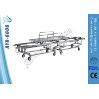 Wholesale Portable Folding Emergency Patient Transport Stretcher With Side Rails from china suppliers