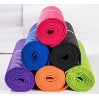 Wholesale Yoga & Pilate Type High DensityECO PVC cheap  yoga mats.single layer  yoga mat from china suppliers