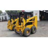 Wholesale Brand new Bucket capacity  0.3m³  600kg wheel skid steer loader With Parkins engine from china suppliers