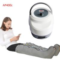 Wholesale White Calf Ankle And Foot Massager , AC220V / 110V Foot Calf And Thigh Massager from china suppliers