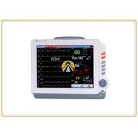 12.1 Inch LCD Screen Multi Parameter Patient Monitor 800*600 High Resolution