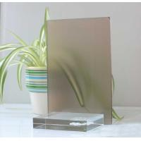Wholesale 10mm 12mm Float Glass Colored Frosted Glass Frameless For Home Decoration from china suppliers