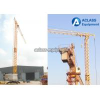 Wholesale Safety Self Erecting Tower Crane 2000 Kg Max. Load Small Crane Lifter from china suppliers
