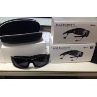 Wholesale Portable DVR Camera Glasses With Bluetooth Headset For Male / Female from china suppliers