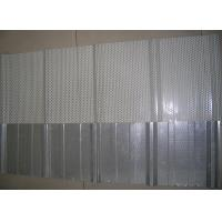 Wholesale Sound Proof Galvanized Perforated Steel Sheet , Punched Metal Sheet 900mm , 1025mm from china suppliers