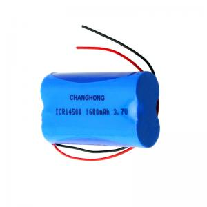 Wholesale Electric Tools 5.92Wh 3.7V 1600mAh Liion Battery Pack from china suppliers