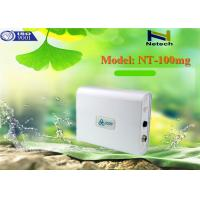 Wholesale 110V 60Hz Mini Home Ozone Generator , 100mg / Hr Ozone Generator Wastewater Treatment from china suppliers