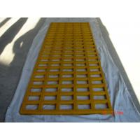 Wholesale Polyurethane Screen Mats/Media are very hard-wearing from china suppliers