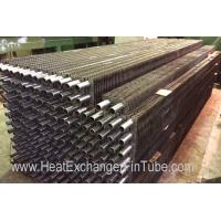 Wholesale Welded Heat Exchanger Fin Tube 10# 20# 16Mn 20G 12Cr1MoVG 'H Fin' 'HH Fin' from china suppliers