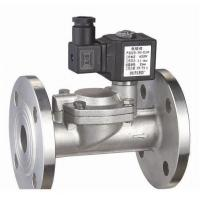 Quality Water Air Gas Fuel NO Solenoid Valve 2 Way Pilot Operated Stainless Steel for sale