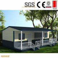 Wholesale CE approvaled 32m2 granny flats with optional deck from china suppliers