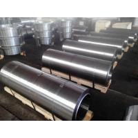 Buy cheap Forged Metal Parts , precise large forging steel pinion gear for rotary kiln , rotary dryer and mill from wholesalers
