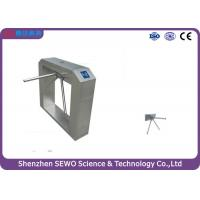 Wholesale 304#  Stainless Steel Tripod Turnstile Gate  RFID Turnstile Gate system from china suppliers