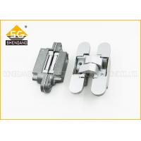 Wholesale European Italy Three Way Hidden Hinges For Internal Doors / Closet from china suppliers