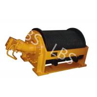 Wholesale Custom Made Industrial Marine Hydraulic Winch Automatic Safe Fail Brake from china suppliers