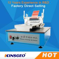 Wholesale 120W Printing Coating Testing Machines Ink Proofer Repeatable Gravure 26kg with Size 500x425x350mm from china suppliers