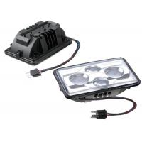 "Wholesale Aluminum alloy Housing LED Motorcycle Headlight Rectangler 4"" x 6"" With Osram Led from china suppliers"
