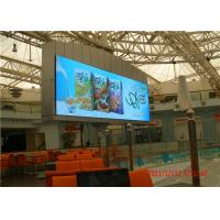Quality Indoor Low Power Consumption Interactive Digital Billboards Full Color P5.3 for sale