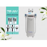Wholesale 5 Heads Cryolipolysis Slimming Machine with 10.4 Inch Touch Color Screen from china suppliers