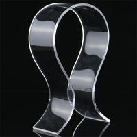 Wholesale high clear acrylic headphone holder headset display holder from china suppliers