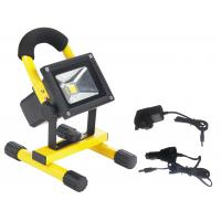 Wholesale 10W Rechargeable LED Flood Light Portable Battery Powered LED Work Light 12V 24V IP65 from china suppliers