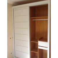 Wholesale White Modern Custom Bedroom Wardrobes Units Plywood With Hinged Door from china suppliers
