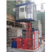 Wholesale 1000kg Twin Cage SC200 Construction Hoist Elevator for Building from china suppliers