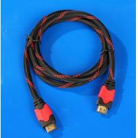 Wholesale Gold Plated Connector 3D HDMI Cables Bare Copper with Nylon Braided from china suppliers