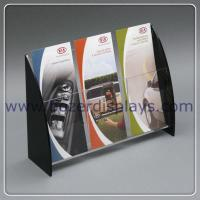 Wholesale 3 Pocket Plastic Brochure Display Holders from china suppliers