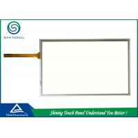 Wholesale 7 Inch 5 Wire Resistive Touch Screen / Transparent Touch Panel Smooth Surface from china suppliers