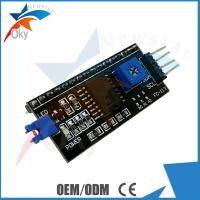 Wholesale IIC / I2C Serial Interface Adapter Board 1602 LCD Module Arduino For Ardu from china suppliers