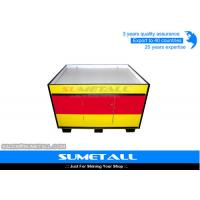 Wholesale Grocery Stores / Supermarket Promotional Display Counter , Portable Sales Counter from china suppliers