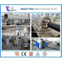 Wholesale Supplyer For PE Pipe Production Line, HDPE Pipe Extrusion Machine from china suppliers