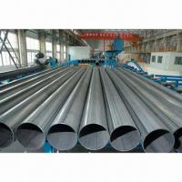 Wholesale ERW Pipes, API 5L, API 5CT, ASTM A53, EN 10217, DIN 2458, JIS G3452 and BS 1387 Standards from china suppliers