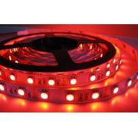 Wholesale Indoor RGB Flexible Led Strip SMD5050 High Brightness RoHS FCC LED Strip Light from china suppliers