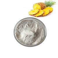 Wholesale Food Grade 100% Organic Fruit And Vegetable Juice Powder Nature Pineapple Bromelain Fruit Powder from china suppliers