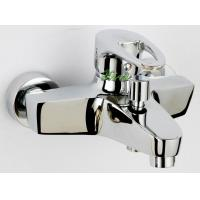 Buy cheap Single Handle Square Bath Tap (XR-Z077-3) from wholesalers