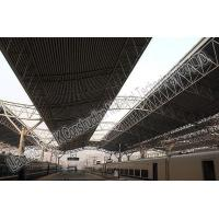 Wholesale Railway Station Prefabricated Steel Structures , Steel Frame Buildings from china suppliers