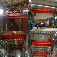 Wholesale QD type electromotive double girder gantry crane 16 t - 25 m from china suppliers