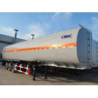 Wholesale 3 axle fuel/ diesel / oil / petrol Tanker semi trailers for sale from china suppliers