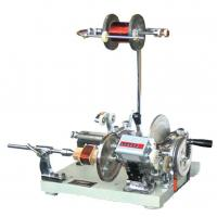 Quality High Speed Wire Coil Winding Machine Semi - Automatic 6 Spindles Cone for sale