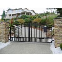 Wholesale Aluminum Gate  metal gate garden gate driveway gate from china suppliers