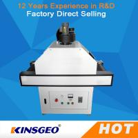 Buy cheap Air Cooling Single UV Curing Machine , Uv Light Curing Equipment 2.2KW from wholesalers